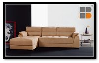 receptional furniture traditional fabric sectional sofa