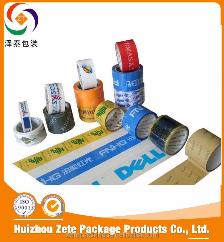 Top Selling Long Shelf Life custom printed duct tape rolls