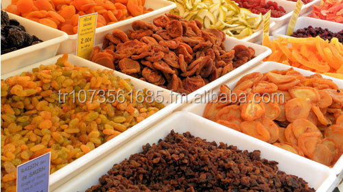 Dried Fruit (Turkish Dried Figs) ( Lerida, Garland, Natural, Protoben, Pulled, Layer )