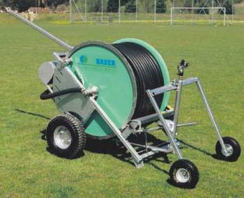 Autorain Hose Reel Irrigation Machine