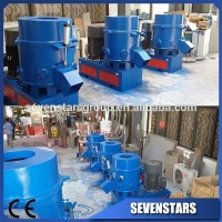 Plastic Granules Recycling Used Agglomerator for PP/PE Used Film Wovenbag