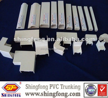 Brazil Market PVC Trunking Accessories 20x10mm