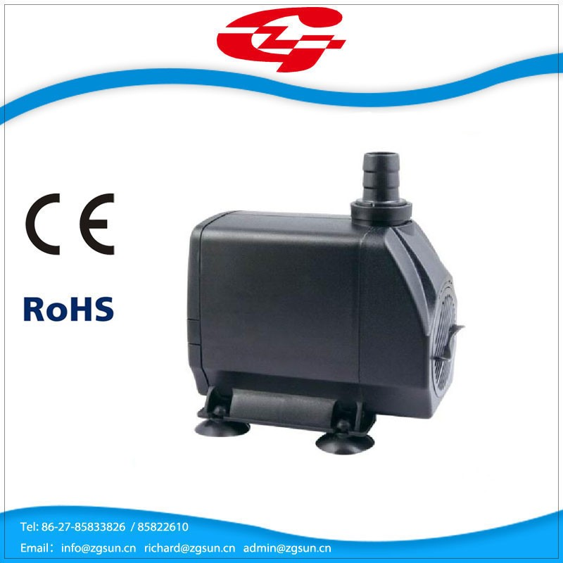 100W 220V water submersible pumps 4000l