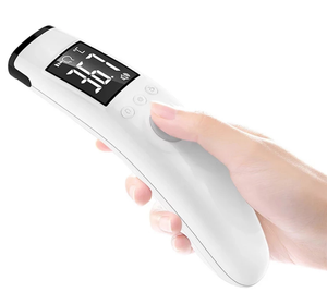 Non Contact Gun Type Electronic Thermometers Forehead Shenzhen ningju Infrared Thermometer