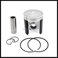 Modern hot sale 52mm cheap piston used for motorcycle