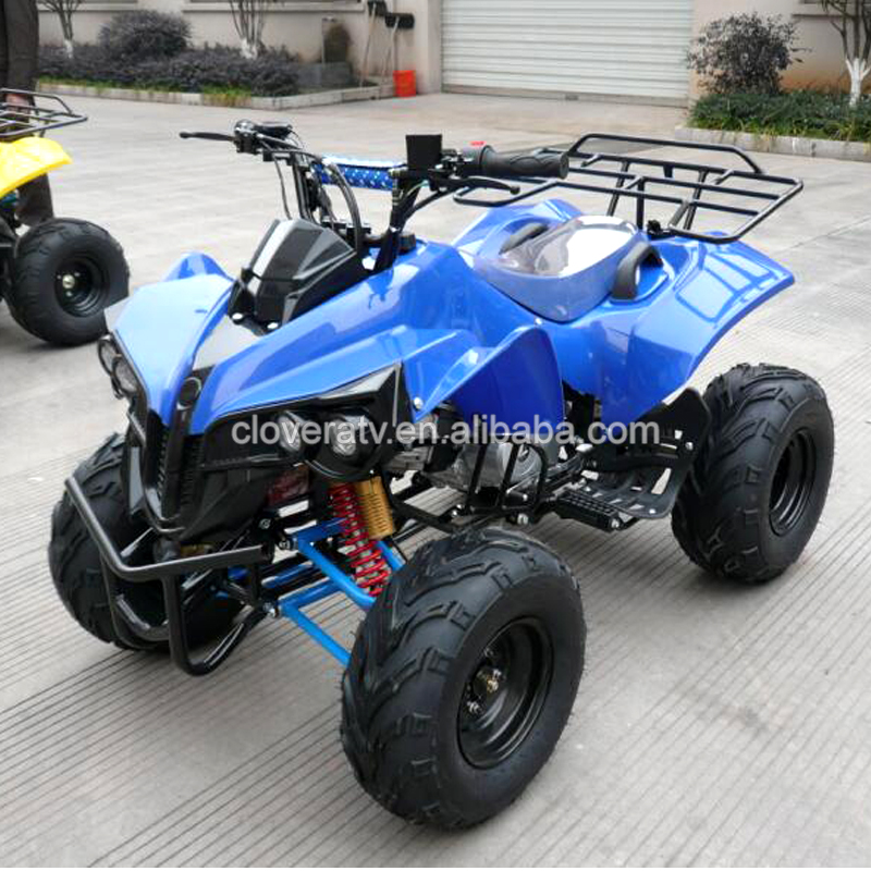 2017 New Design Used Manual Sport ATV 110CC Quad from China