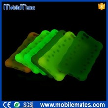 For iPhone 6 TPU Gel Case, Luminous Noctilucent Soft TPU Case for iPhone 6 Plus Visible at Night