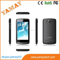 cheap basic china mobile phone OEM ODM Alibaba Supplier 1.2GHz Dual Core 3g dual sim mtk6572 4 inch android 4.2