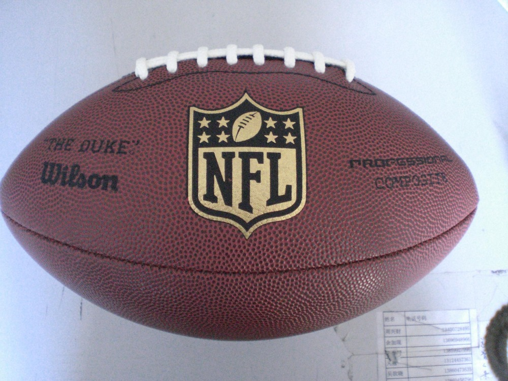 Standard Rugby <strong>Ball</strong> for Match Rubber Size 9 American Football <strong>Balls</strong> for Training Match <strong>Ball</strong> Beach Entertainment