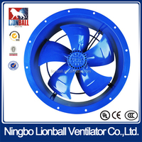 With 35 years experience UL approval AC Round Frame axial fan with External Rotor Motor