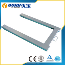 2t U shape industrial weighing equipment weighing scale