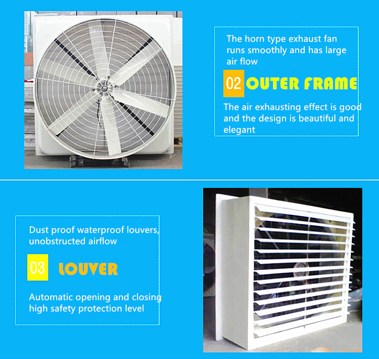 B4-72 Glass fibre reinforced plastic Series Explosion Provention fan/PSC DC Telecom Fan Cooling Fan: 4020mm with UL