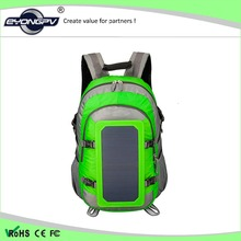 2016 new Korean wave solar backpack with speakers