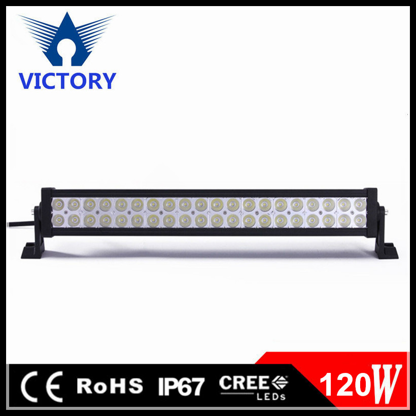 Shenzhen led light bar led offroad light bar 4x4 led lights 120w led light bar for trucks,atvs,auto parts
