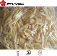 IQF high quality frozen diced Potato 2015
