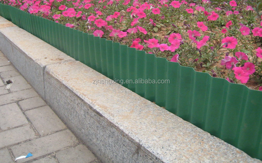 hot selling plastic garden fencing