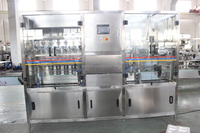China Linear Type Edible Oil Filling Machine for 3L---20L container