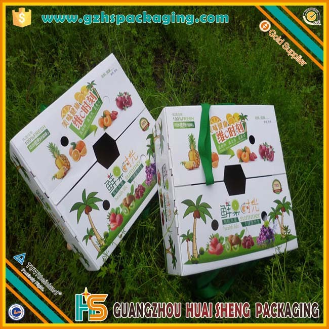 Accept Custom Order Competitive Price Perforated Carton Box