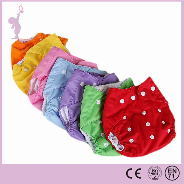 2016 Alibaba wholesale washable cloth diaper inserts baby diapers baby diaper with waterproof