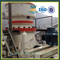 HPC series concrete crusher recycling equipment crusher with ISO Approval