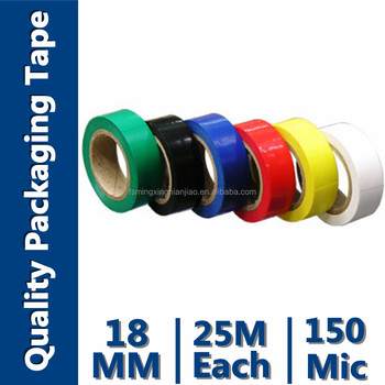 PVC Tape Manufacturer Fine Quality PVC Tape(Soft polyvinyl Choride(SPVC) And Rubber Adhesive)