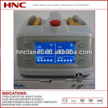 Medical laser physical therapy chiropractic adjusting instrument.