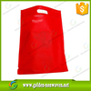 die-cut non-woven tote bag, D-cut China non woven tote bag supplier/Colorful Nonwoven supermarket Shopping Bag