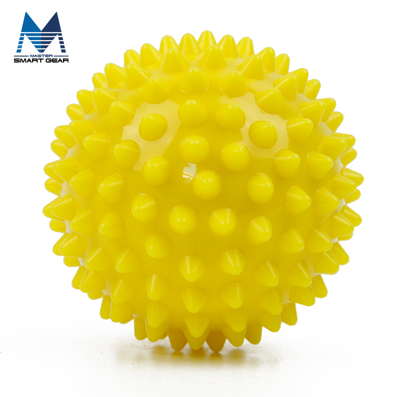 Wholesale ECO PVC Small Rubber Massager Balls/Solid Massager Ball