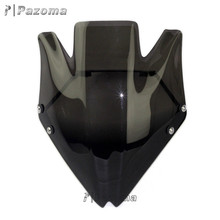 Motorcycle Parts Accessories Eco-Friendly Material Motorcycle Windscreen For Kawasaki Z750