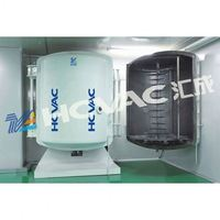 Plasma Sputtering Coater Acrylic Chrome Plating Vacuum Coating Machine For Metallizing Plastic