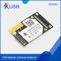 USR-WIFI232-B2 Low Cost Embedded Serial UART TTL Wifi Module with External Antenna Httpd Client WEB IO Supported