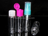 small PET 35ml plastic cosmetic bottle
