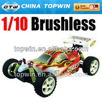 1/10th Scale 4WD RTR Off- Road rc single seat off road buggy