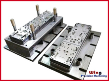 precision stamping professional mould making custom zinc die cast moldings