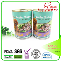 Tender Chicken Natural Balance Premium Canned Dog Food