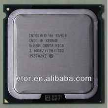 Quad Core XEON E5450 SLBBM CPU 3GHz/1333MHz/12MB/LGA771 Good Condition Cheap Price