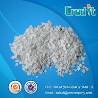 Factory Manufacturer CaCl2 calcium chloride 45% flakes ice melt