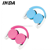 Best Selling Mini Cool Headband Bluetooth Headsets With Mic., Noise Cancelling