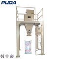 Low cost 50kg open mouth bag automatic granule packing machine