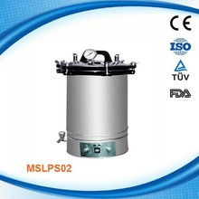 MSLPS02T Portable Autoclave Sterilizer Medical Steel Steam Sterilization Equipment/Steam Sterilizer