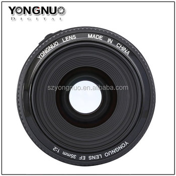 YONGNUO YN35mm F2 camera accessory