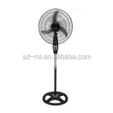 "rotary switch for pedestal fan 18"" Industrial silent pedestal fan"