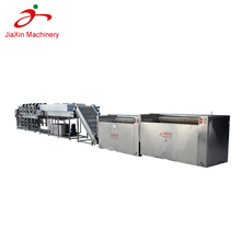factory direct supply vegetable and fruits washing and drying machine