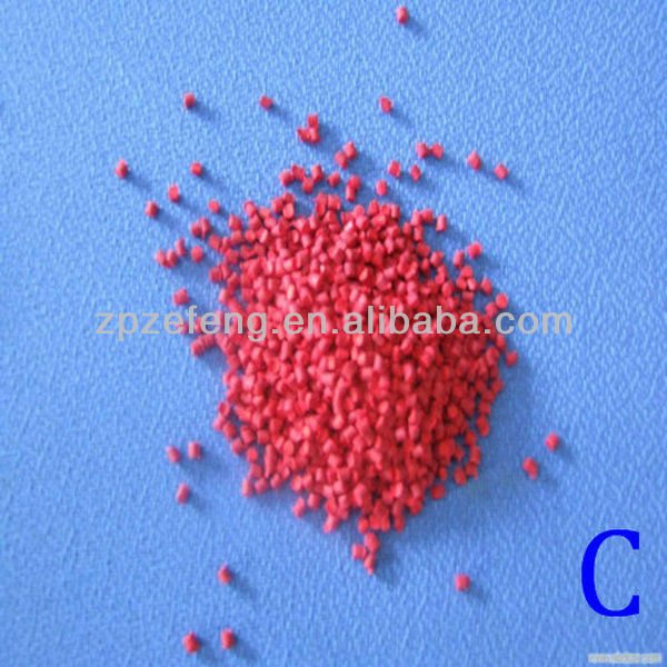 LDPE Color master batch for injection moulding/blow film/blow moulding