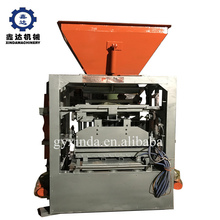 small scale home industries manual concrete cement block brick making machine for sale in Nairobi Kenya