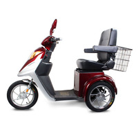 Classic Design 3 Wheel Electric Scooter Tricycle