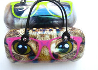 new cloth handle case sunglasses case&bags