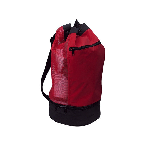 Beach Bag with Insulated Lower Compartment Sportsman Cooler
