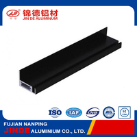 China made aluminum profile solar panel for sale