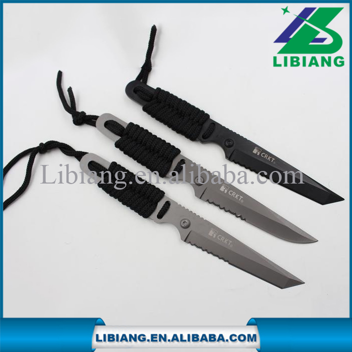 Multifunctional Outdoor Hunting Straight Knife